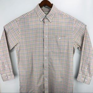 Orvis plaid Longsleeve button-down dress shirt